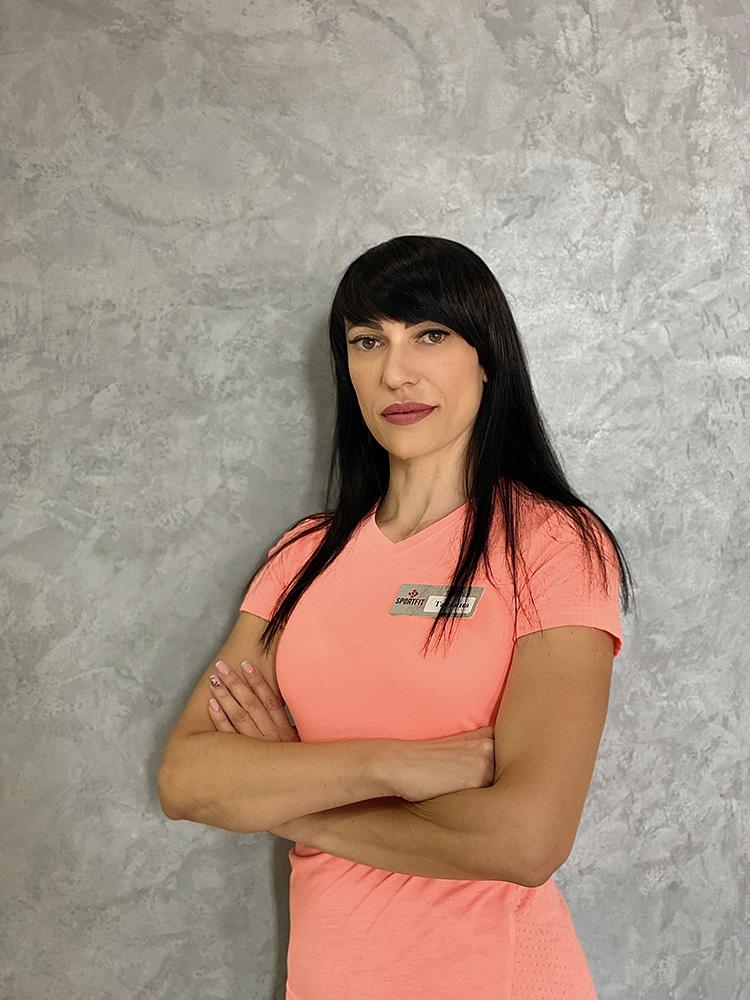 Абрамова Жанна